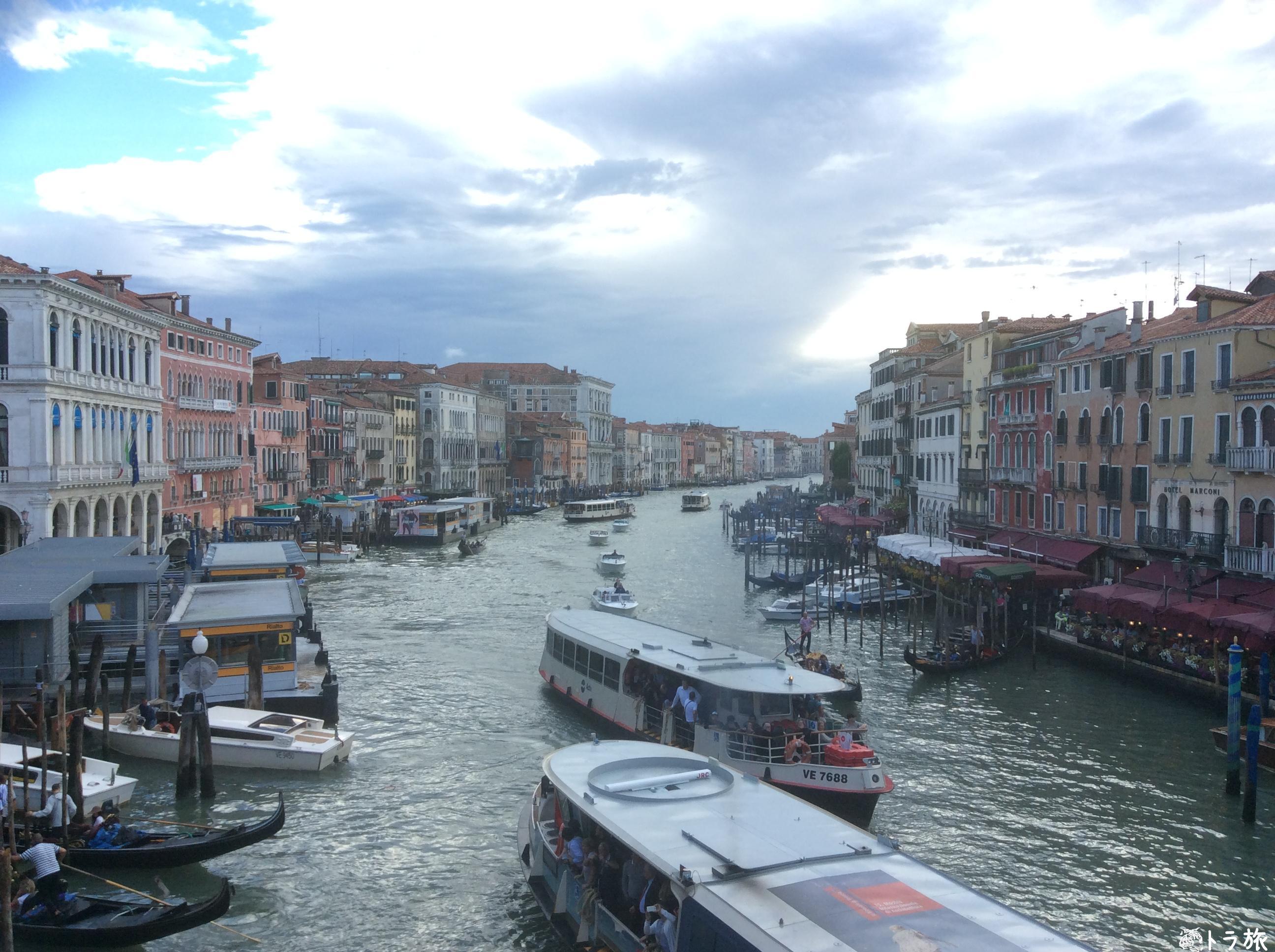 【ヴェネツィア】水の都では雨でも奇跡は3度起こる【イタリア】