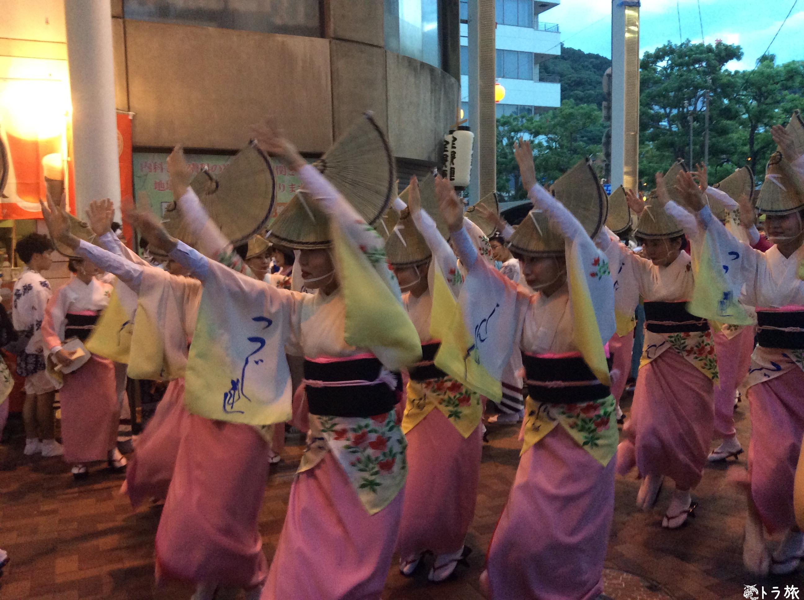 お盆休みに車で四国一周!日本で一番熱い祭りだらけの5日間
