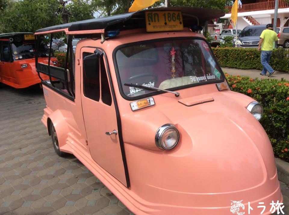 バンコクでタクシーに遠回りされた話