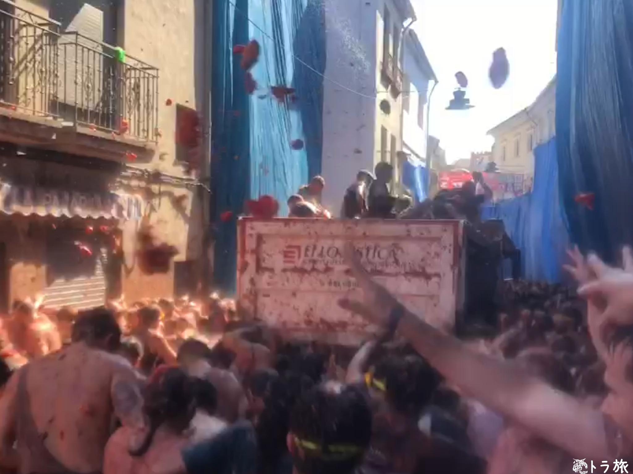 スペイン旅行は8月がベストシーズン!?あの祭りも開催される!