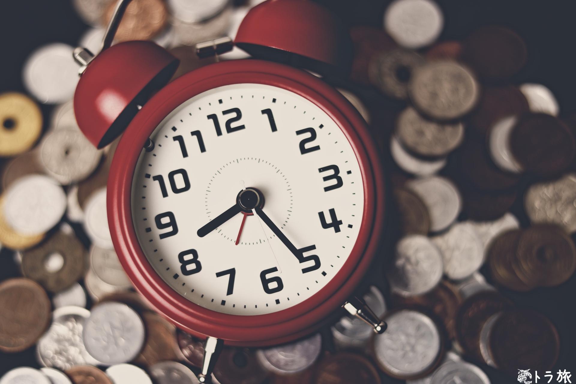 時間とお金があったら何に費やしますか?