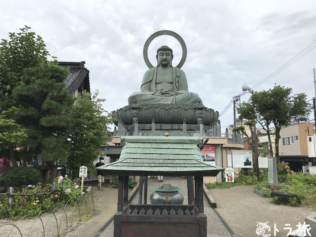 高岡大仏はなぜイケメン(美男)、日本三大大仏と噂されるのか?